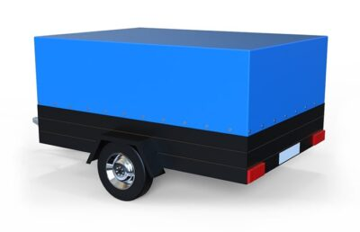 Тенты для прицепов легковых автомобилей