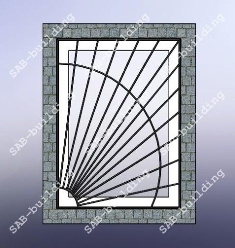 Решетки на окна своими руками