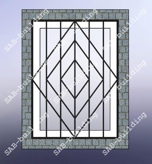 Решетки на окна бу