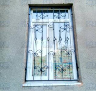 заказать кованые решетки на окна купить