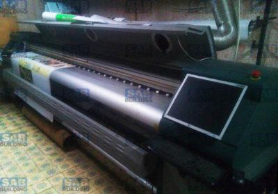 печать бренд вола на банере