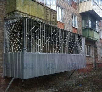 Изготовление решеток на окна цена