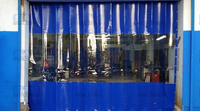 Промышленные шторы ПВХ в Харькове