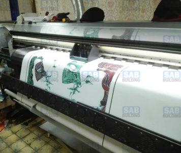 Печать на штендере