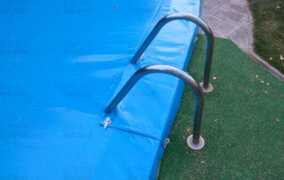 Тент на бассейн