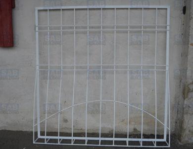 решетка на окна смайл