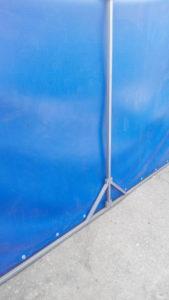 Металлический каркас шатра
