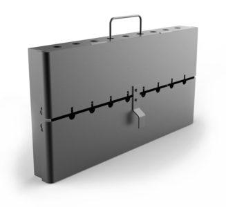 Мангал чемодан