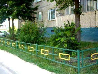Купить ограждение Украина