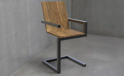 Кресло лофт Украина