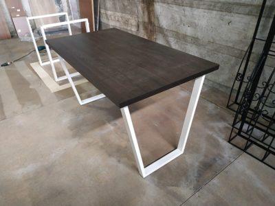 Изготовление стола в стиле лофт