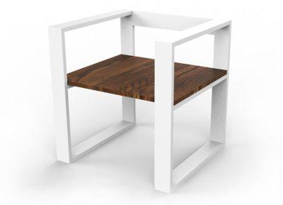 порошковая покраска стульев в стиле лофт