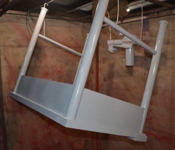 Порошковая покраска лофт-стола