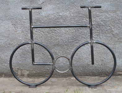 Велопарковка велосипед производство