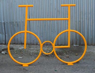 Имеджевая велопарковка