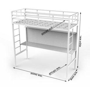 Cтол кровать технические характеристики