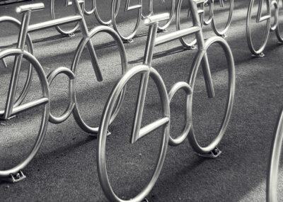 Велопарковка купить в Харькове