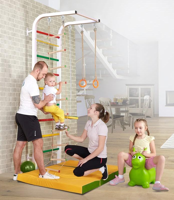 Шведская стенка для детей