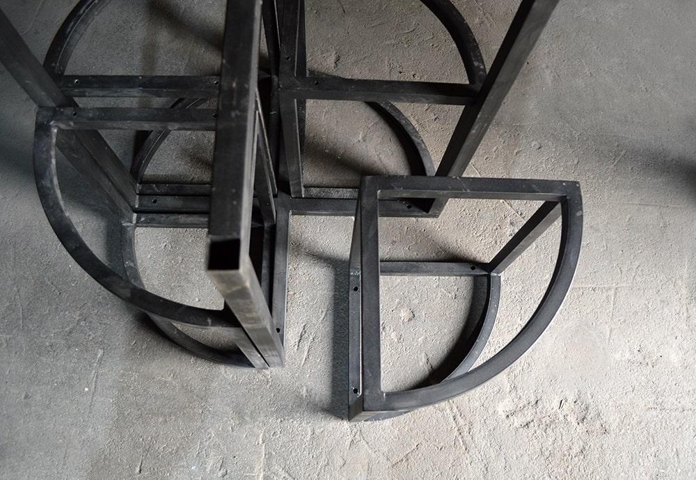 Мебель-лофт порошковая покраска
