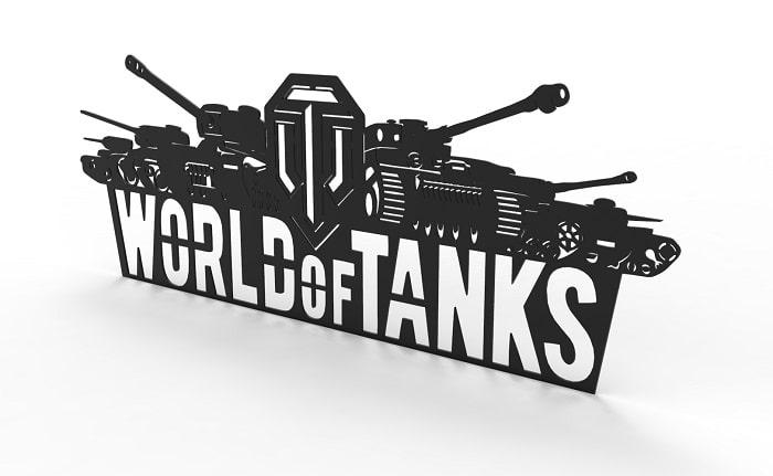 Панно world of tanks