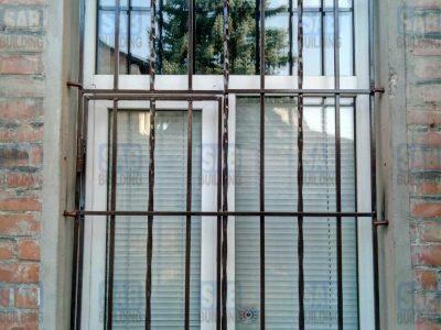 Кованные оконные решетки в Харькове