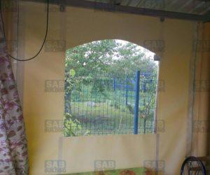 Купить мягкие окна в Харькове