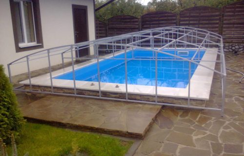 Накрытие для бассейнов