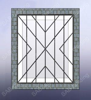 Решетки оконные металлические