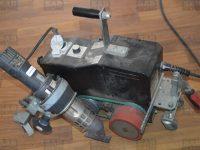 Аппарат для пайки тентов