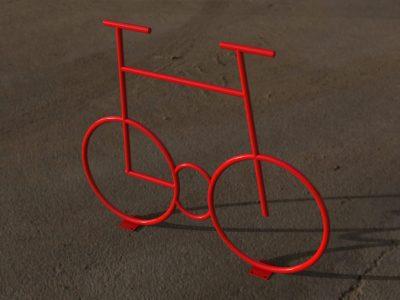 Купить велопарковку для велосипедов