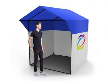 Размер палатки