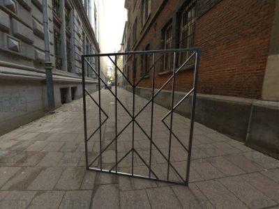 Решетки оконные металлические цена