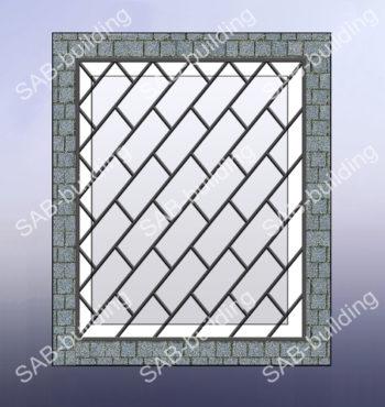 Купить железные решетки на окна