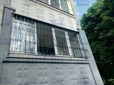 Барашек выпуклый на окнах