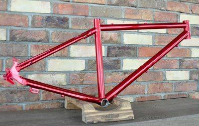 Порошковая покраска велосипеда Харьков
