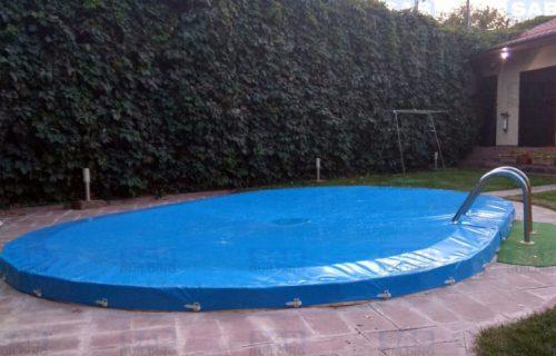 Тент для бассейна