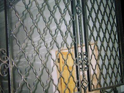 кованые решетки на заказ