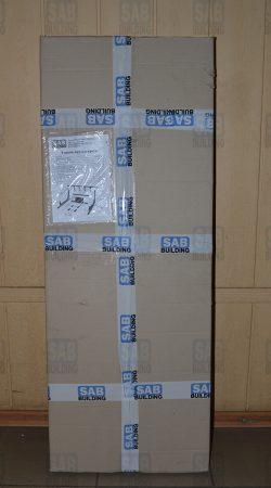 Упаковка турника в картонную тару