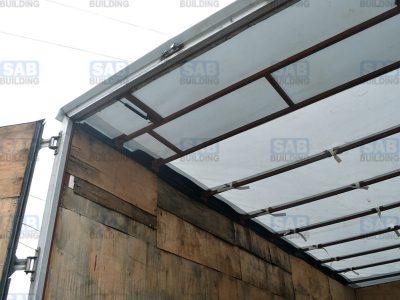 Механизм сдвижной крыши