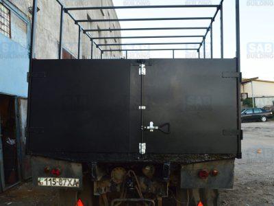 Каркас на грузовик