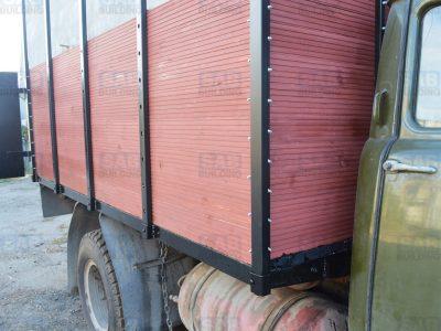 Изготовление каркасов для грузовиков в Украине