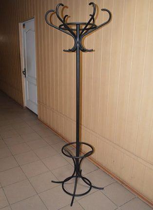 Напольная вешалка лофт