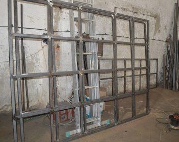 Ворота производство