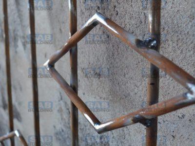 Решетка Рубин горизонтальная