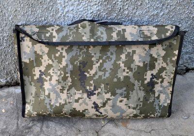 Мангал-чемодан в сумке