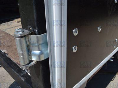 Резиновый уплотнитель для ворот