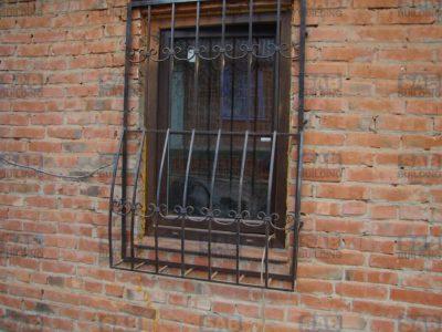 Решетки на пластиковые окна