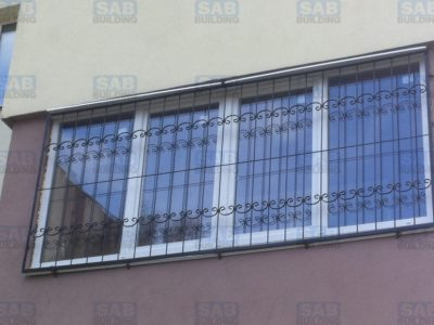 Заказать решетки на окна