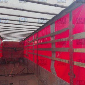 конструкция грузовика изнутри