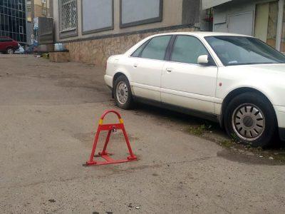 Парковочный барьер купить
